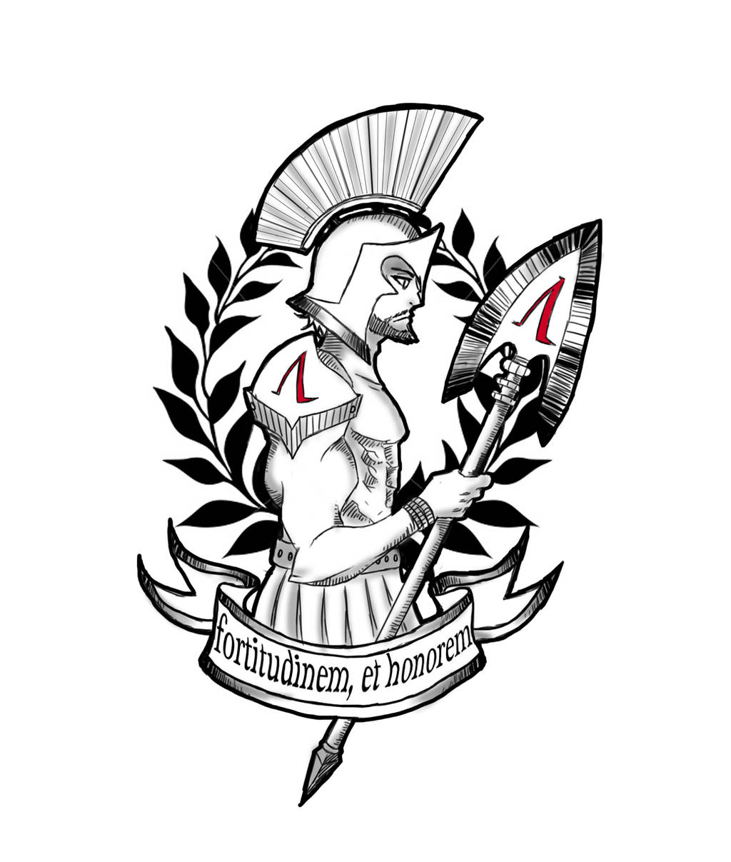 god of war ares tattoo by ehteshamhaider