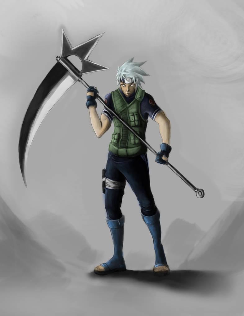 Naruto Concept by ehteshamhaider
