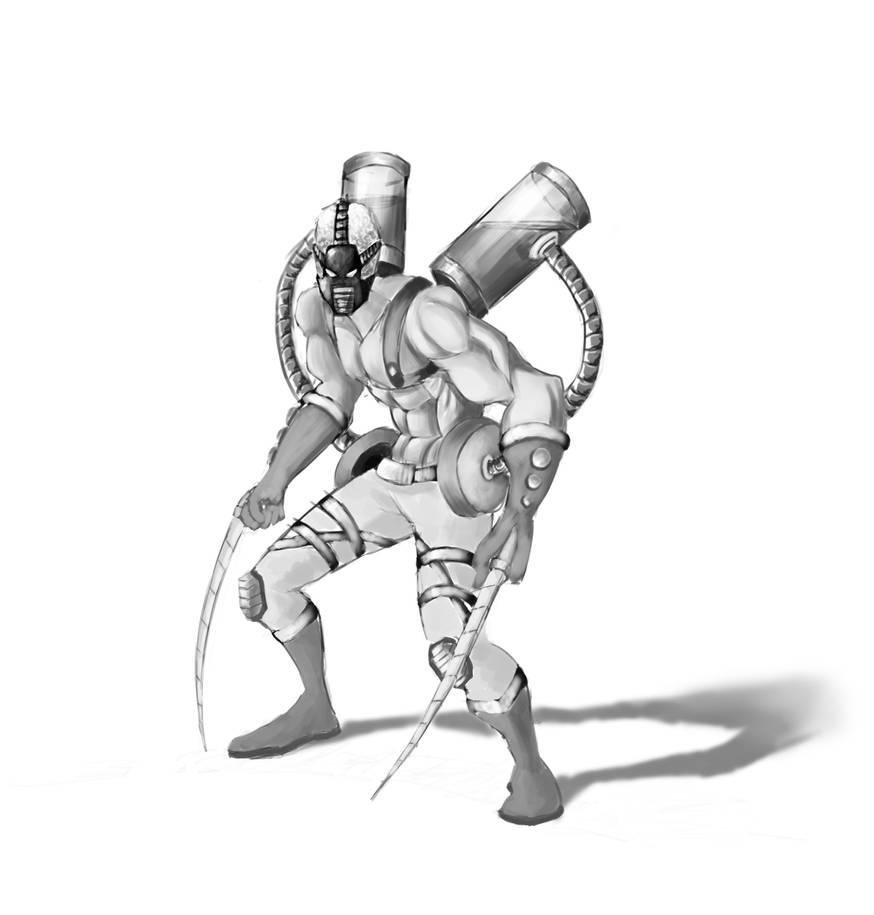 mutant by ehteshamhaider