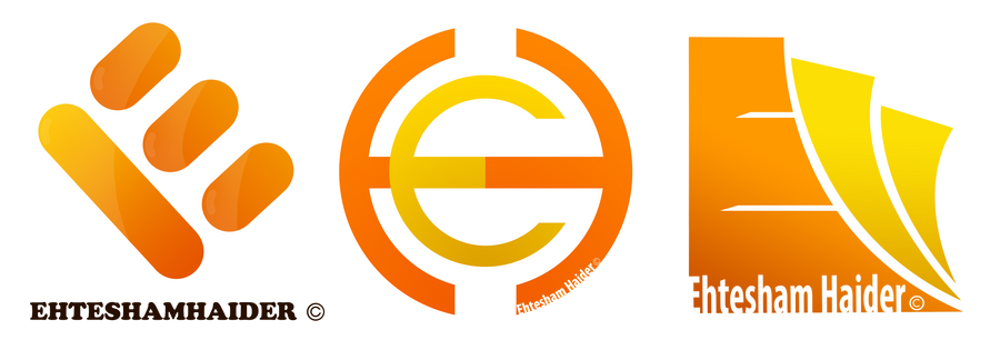 New Logo Designs by ehteshamhaider