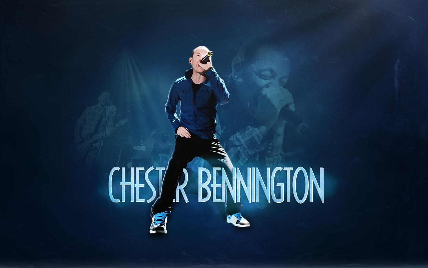 Chester Bennington Wallpaper By Peter0512 On DeviantArt