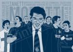 Massimo Moratti and his Internazionale