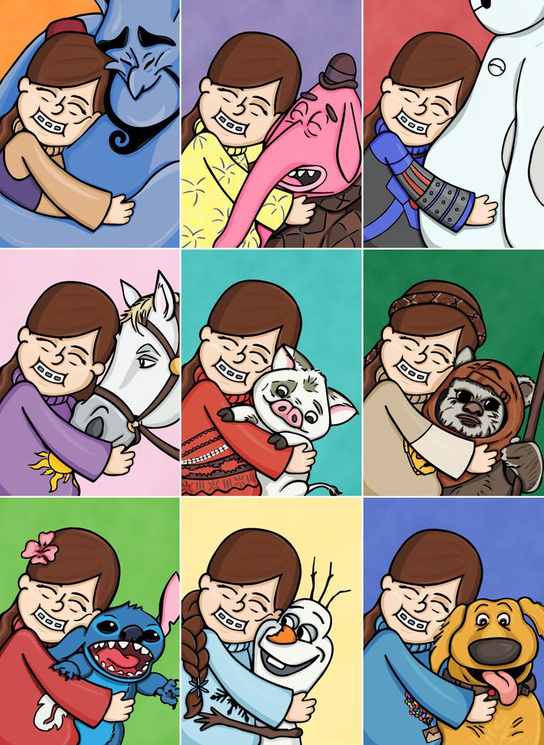 Hugs By Mabel by megdchristopher