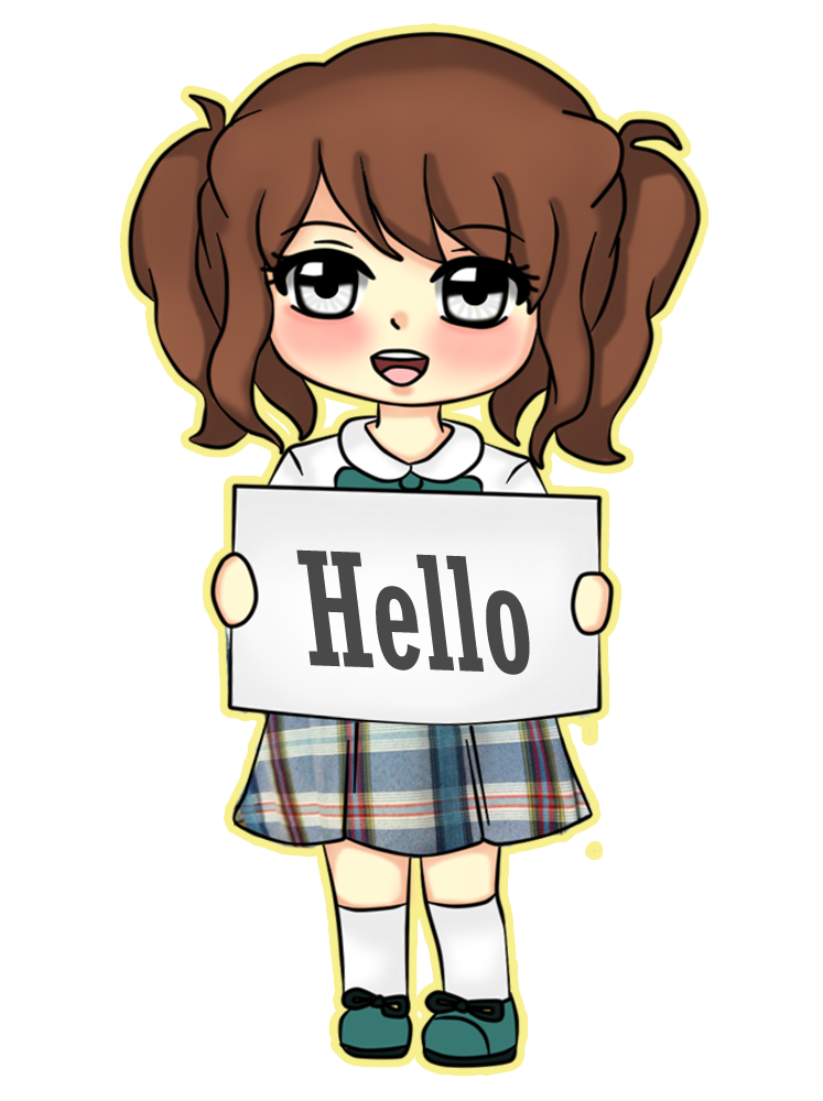 Chibi: Hello by HanaLorine