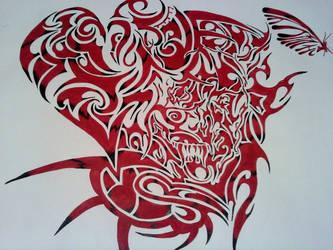 red devil by dream-stealer27