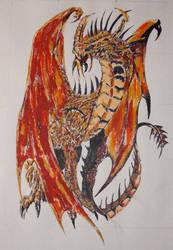 dragon by dream-stealer27