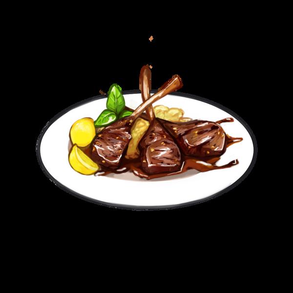 Lamb Chops - Chomp Chomp by adirosa