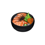 Salmon Roe Rice - Chomp Chomp
