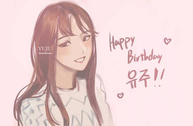 1004 - happy birthday yuju