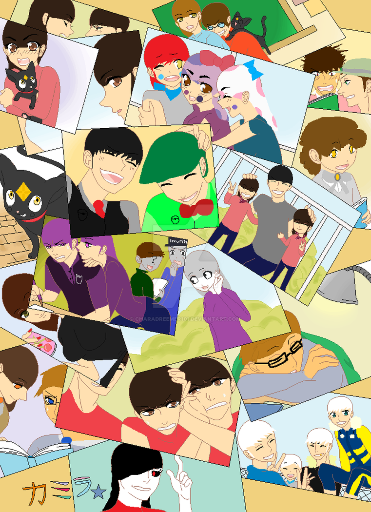 Pirchuerd Memorie by charadreemer101