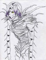 death note- rem by twinLtwinV