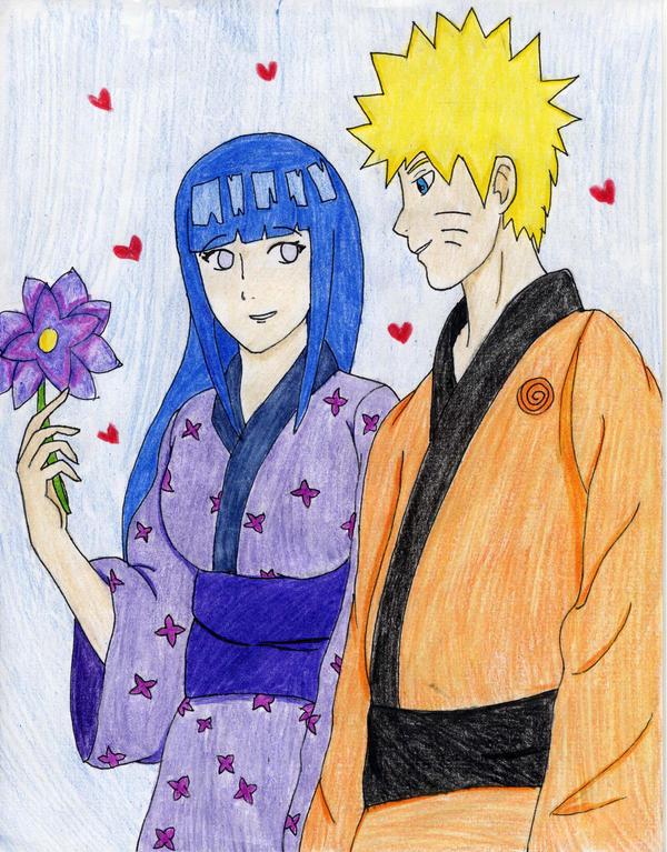 naruhina kimono by twinLtwinV