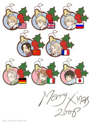 An APH Christmas 2008 by orrie-g