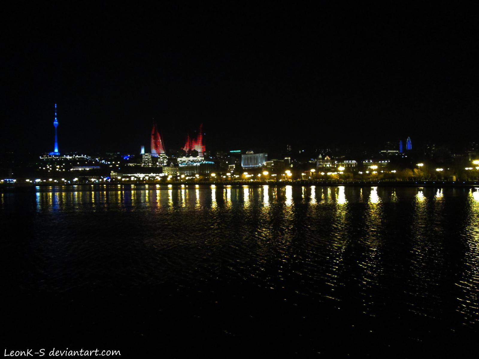 .:City Nights:. by Sam-BKS