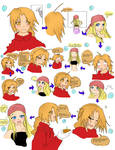 FMA-Edward proposes to Winry
