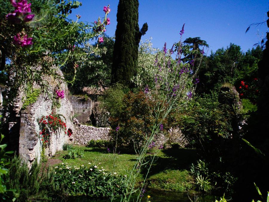 3 giardino delle ninfe roma by jericam on deviantart - Giardino delle ninfee ...