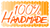 100% Handmade #Stamp by JEricaM