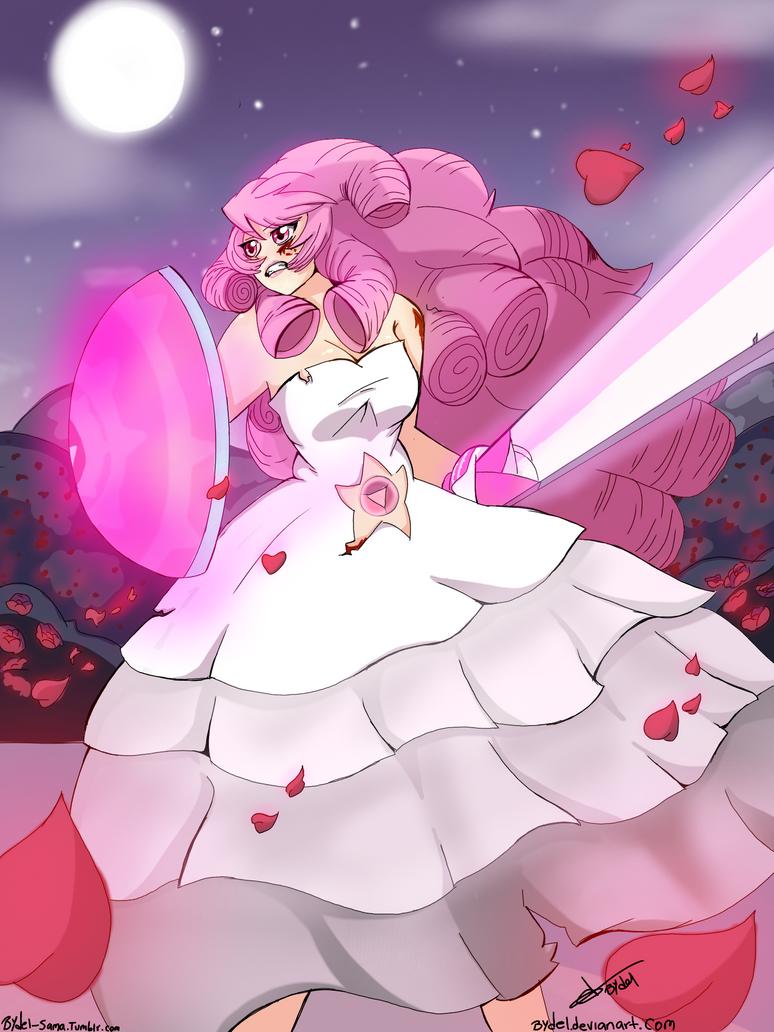 Steven Universe Sketch Rose: Rose Quartz ~Steven Universe By Bydel On DeviantArt
