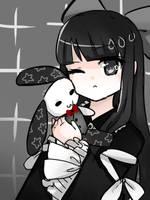 Contest: Draw My OC! (not mine) by Chieri-san