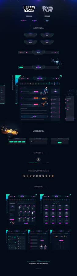 Game Design - EarnFlow