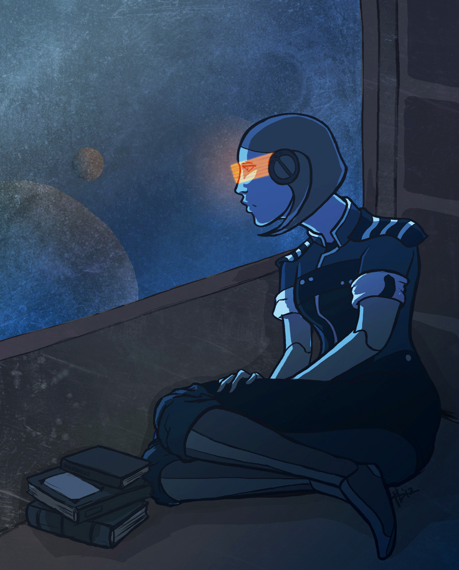 Contemplative EDI by regeener