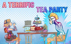A Terrific Tea Party by regeener