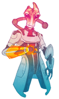 MORDIN SOLUS by regeener