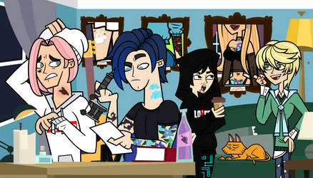 Tattoo Parlor by Pennsatucky