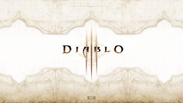 Diablo 3 Collector's Edition Box Art