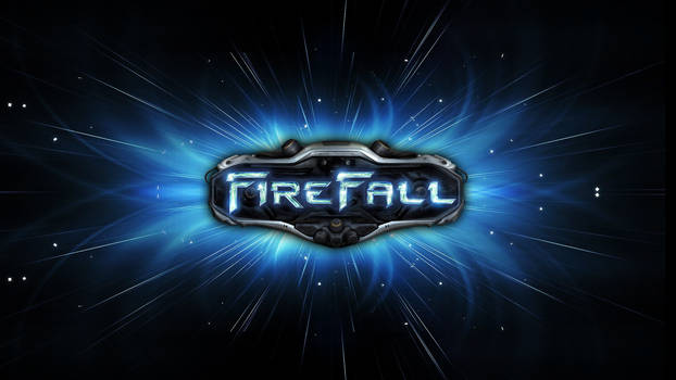 FireFall Logo Wallpaper 16x9 2560x1440