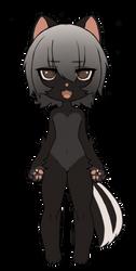 Lizbeth Skunk Concept