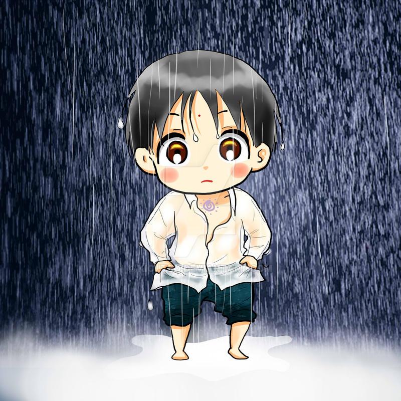 Heavy Rain By KiCuteo On DeviantArt