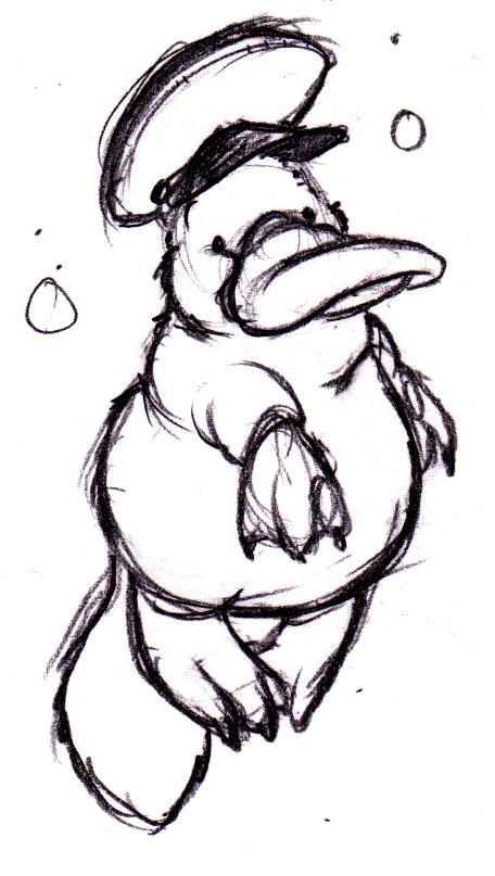 Platypus by ShoJoJim