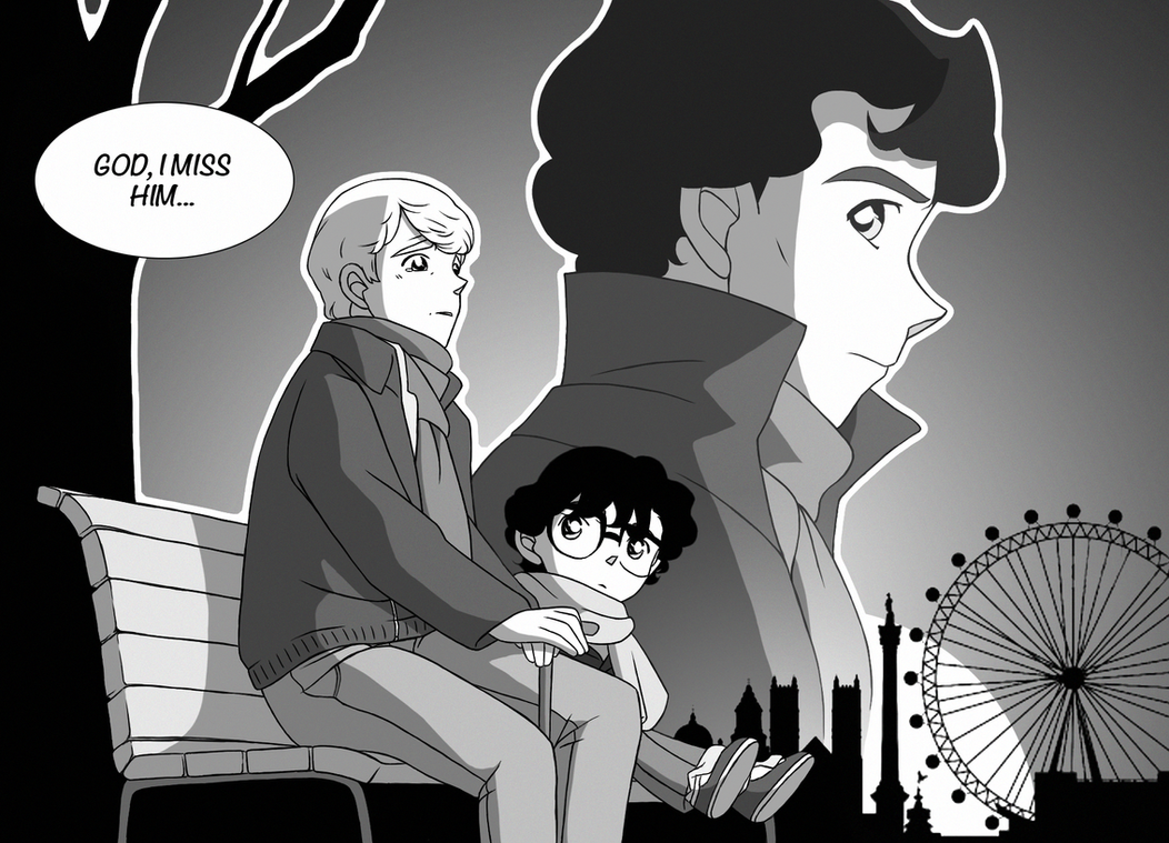 Sherlock - I miss him by yu-oka