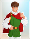 Actual Disney Prince Thomas Sanders