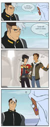 Voltron Mini Comic by yu-oka