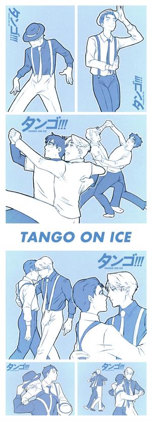 Tango!!! On Ice