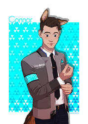 Connor: Become Puppy by yu-oka