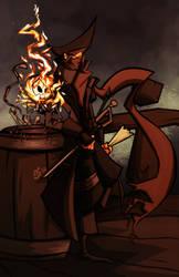 Ninja Pirate and Pal by Tigerhawk01