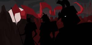 Samurais in Shadow