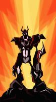 Magma Dragoon by Tigerhawk01