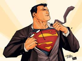Notorious Superman by Tigerhawk01
