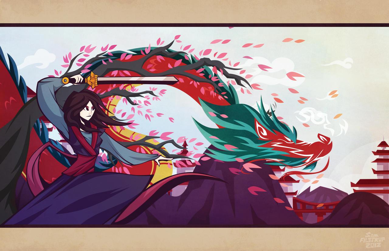 Fa Mulan by Tigerhawk01