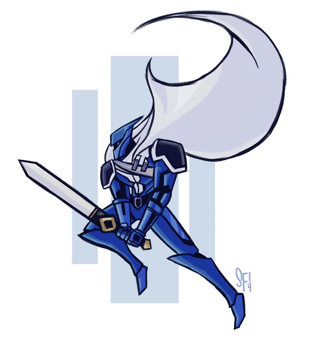 Swordsman029 Commission by Tigerhawk01