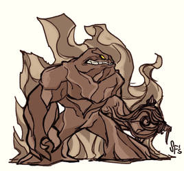 Clayface Sketch
