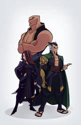 Ra's Al Ghul and Co