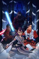 Trinity Star Wars Episode 7 by Tigerhawk01