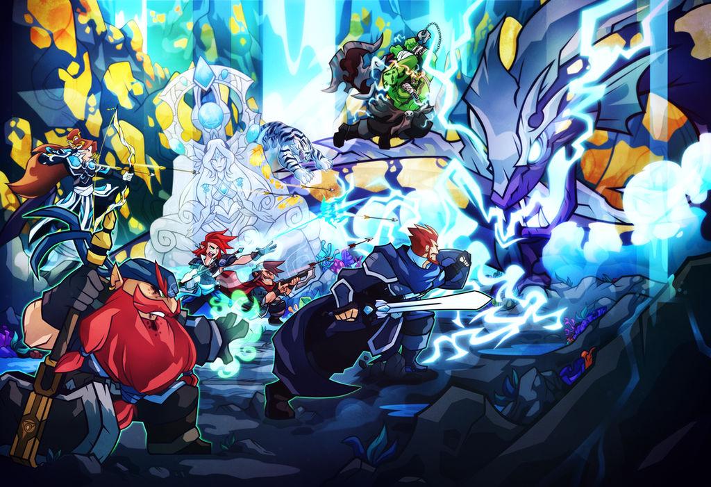 The Pheonix Campaign: Battle at Nebila's Shrine