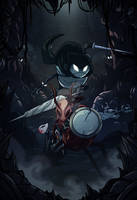 Hollow Knight Abyss