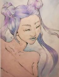 Violet by Doelle-Luceu